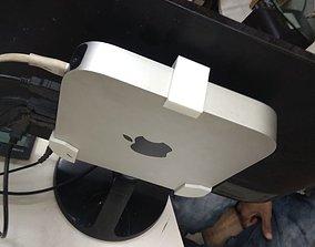 Apple Mini PC Monitor Mounting Holder 3D printable model