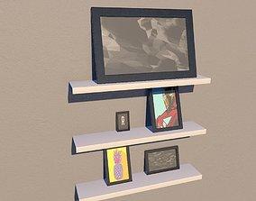 Photo Frames 2 3D model