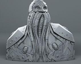 Mecha-Dwarf Sketch - 3D Print