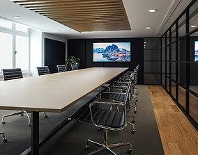 Super Hub office Vol 011 3D asset