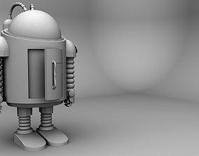3D asset game-ready ROBO SUIT