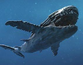 Ocean Monster 3D model