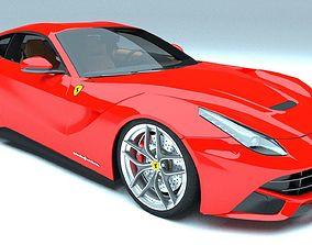 Ferrari F12 Berlinetta 3D
