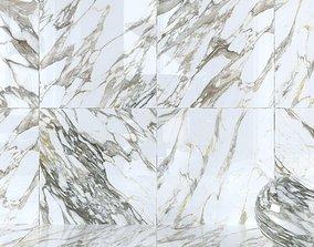 Wall Tiles Museum Macchia Vecchia 120x120 Set 1 3D