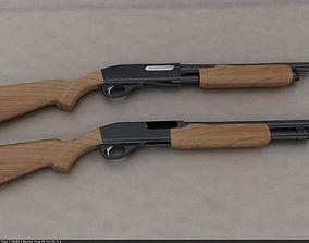 RemingtonM870 3D printable model