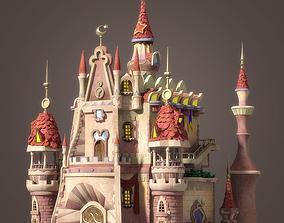 3D Cartoon Castle