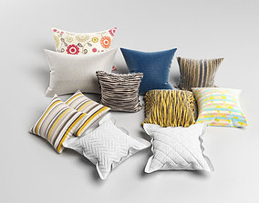 3D Cushions