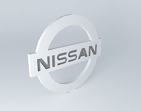 3D model Nissan