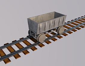 3D Mining trailer