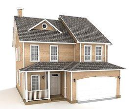 3D model Cottage 33