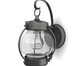 3D model Outdoor wall lantern 14