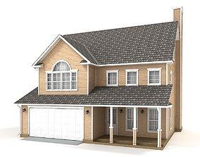 3D Cottage 39