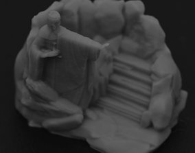 Argonath 1 WOTR 3D print model