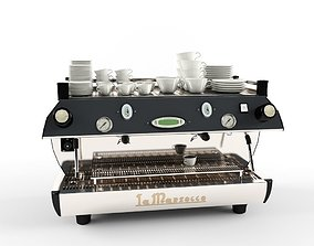 La Marzocco coffee machine GB5 3D
