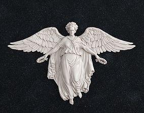 3D printable model Angel cnc