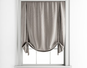 Roman blinds 27 3D