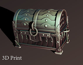 3D printable model Armored chest