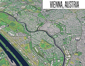 Vienna 3D model