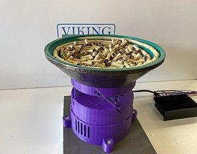 MKIII 3D Printed Vibrating Bowl Feeder - Full
