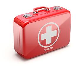 3D Firs Aid Kit Case