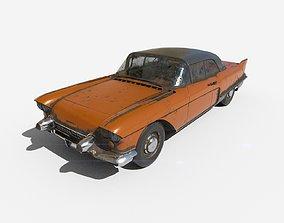 3D model Abandoned Car 30