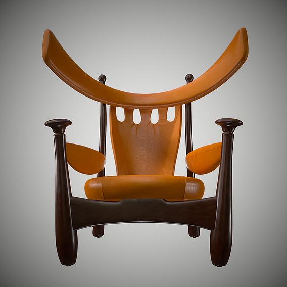 Chifruda Arm Chair