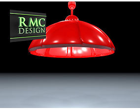 Chandelier 02 - By RMC Design 3D