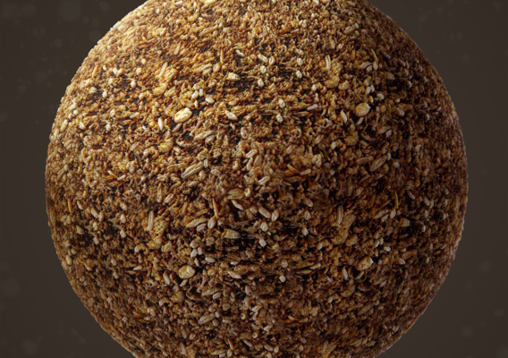Seed Nut Material