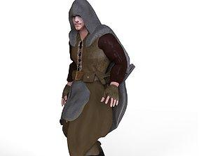 3D model Assassin