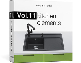 3D Vol11 Kitchen elements