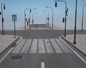 Road and Pavement 3D