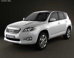 Toyota Rav4 European Vanguard 2012 3D