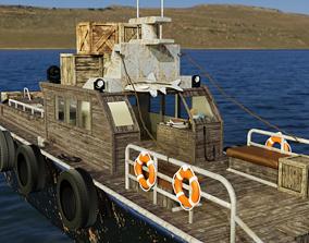 3D Adventures Boat