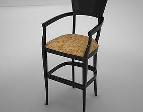 3D bar chair 3
