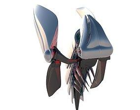 butter-fly 3D