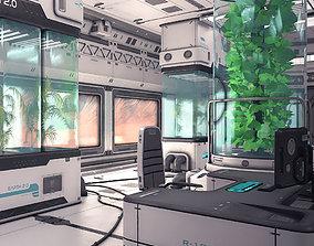 3D Sci Fi Laboratory 03