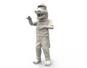3D print model Albert University of Florida