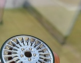 Mercedes-Benz Sonnenfelgen Alloy wheel 3D print model