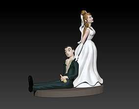 3D printable model Marriage