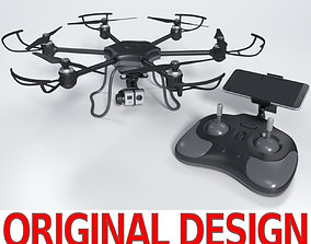 3D model Gneneric Drone V3