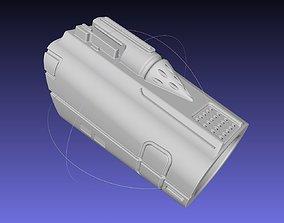 3D printable model Star Wars Mandalorian Beskar Armor 4