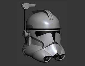 ARC Trooper Helmet 3D printable model cosplay