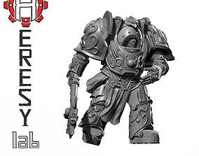 HeresyLab Talon Meka MK1 3D print model HL128