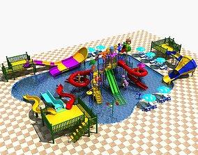 Amusement Park 20 - Water Park 3D