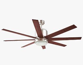 Monte Carlo Araya Ceiling Fan 3D