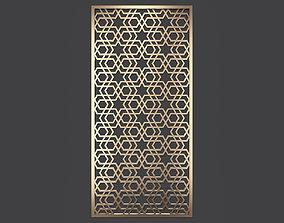 Decorative panel 344 3D model