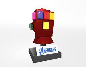 3D asset Lego Infinity Gauntlet v1 004