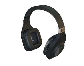 VR / AR ready 3d Headphone