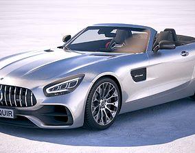 Mercedes-Benz AMG GT Roadster 2020 fast 3D