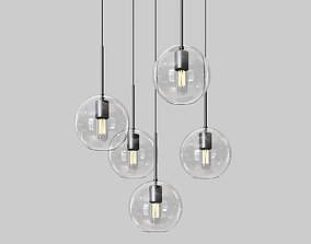 3D Jamie Cluster Pendant Light